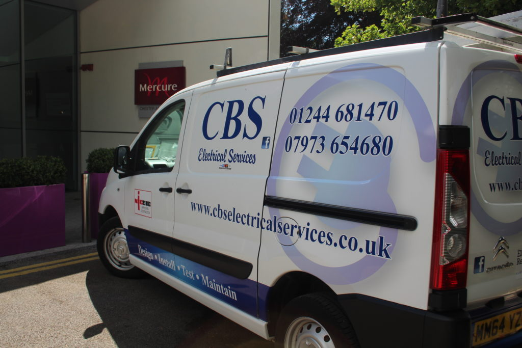 CBS Electrical Services Chester